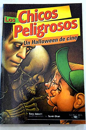 Un Halloween cine,: Abbott, Tony