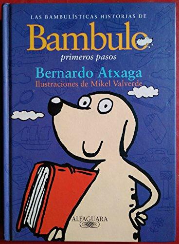 9788420457833: BAMBULO 1. PRIMEROS PASOS: Bambulo; Primeros Pasos (Bambulo (alfaguara Inf.))
