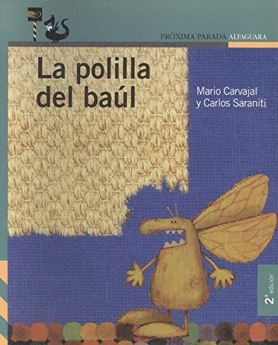 9788420464442: Polilla Del Baul, La