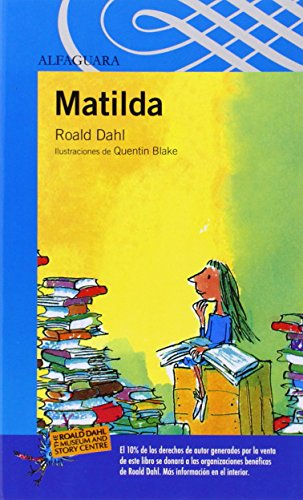 Matilda (Spanish Edition): Roald Dahl