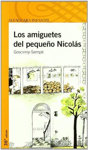 9788420464824: Los amiguetes del pequeño Nicolas