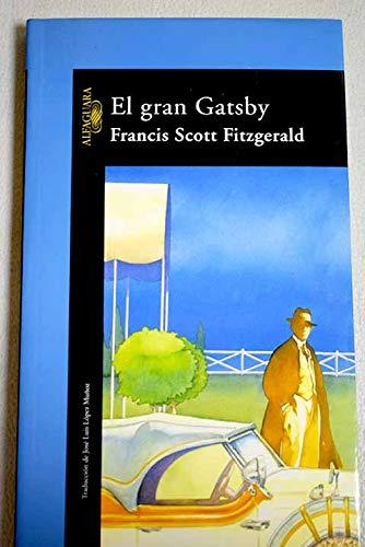 Imagen de archivo de EL GRAN GATSBY (LITERATURAS) (Spanish Edition) a la venta por Big River Books