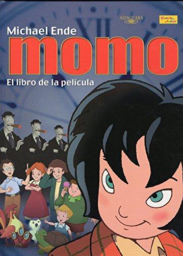 9788420465050: MOMO - EL LIBRO DE LA PELICULA -