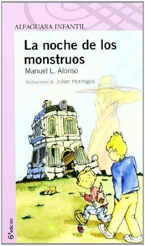 9788420465142: LA NOCHE DE LOS MONSTRUOS (Proxima Parada 8 Años)