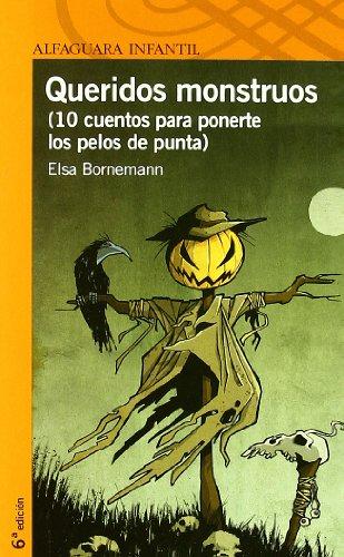 QUERIDOS MONSTRUOS.: Elsa Bornemann