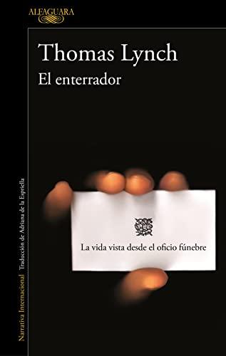 9788420465951: El enterrador (LITERATURAS)