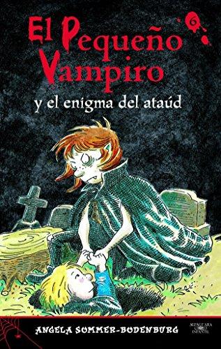 9788420466170: EL PEQUEÑO VAMPIRO Y EL ENIGMA DEL ATAUD (CL.PV.Nº 6)