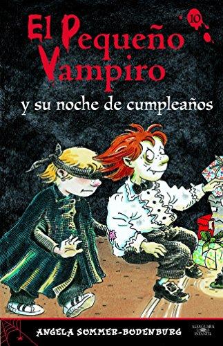 9788420466262: El pequeño vampiro y la fiesta de cumpleaños