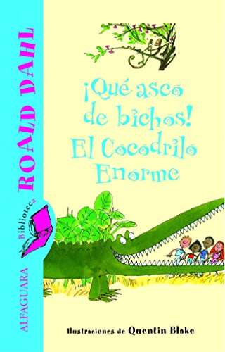 9788420466811: �Qu� asco de bichos! y El Cocodrilo Enorme (Biblioteca Roald Dahl)