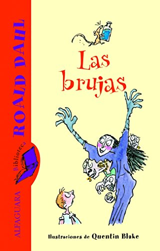 Las brujas (Biblioteca Roald Dahl) (8420466832) by Dahl, Roald