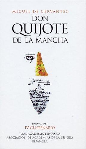 Don Quijote de la Mancha (Edicion del: Miguel de Cervantes