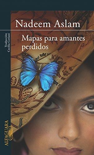 9788420467320: MAPAS PARA AMANTES PERDIDOS (LITERATURAS)