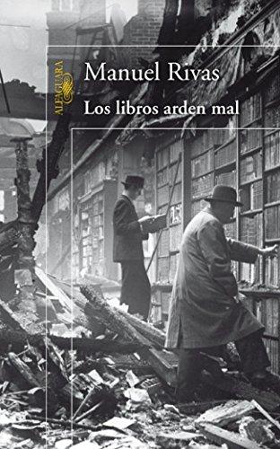 9788420467931: LOS LIBROS ARDEN MAL (HISPANICA)
