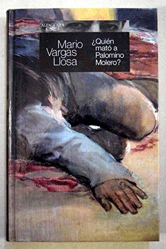 9788420468624: Quien mato a Palomino Molero? (Spanish Edition)