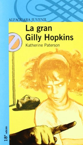 9788420468846: LA GRAN GILLY HOPKINS (Infantil Azul 12 Años)