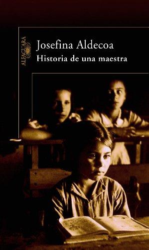 9788420469638: Historia de una maestra
