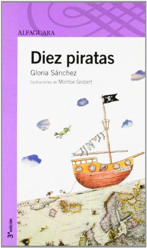 9788420469812: DIEZ PIRATAS (Infantil Morada 8 Años)
