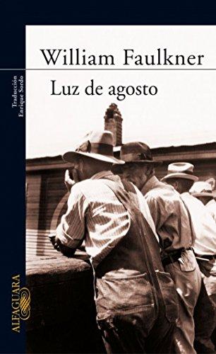 9788420470108: LUZ DE AGOSTO. (LITERATURAS)
