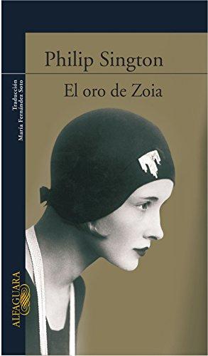 9788420470450: El oro de Zoia (LITERATURAS)