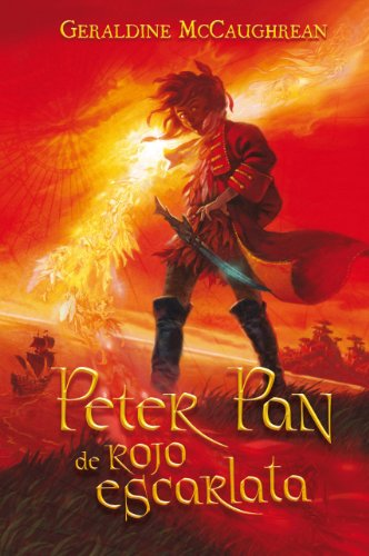 9788420470689: Peter Pan de rojo escarlata