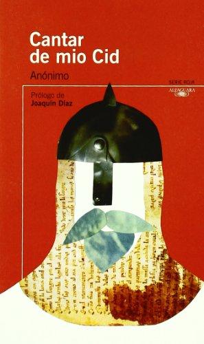 9788420470818: CANTAR DE MIO CID (Alfaguara 14 Años (zaharra)