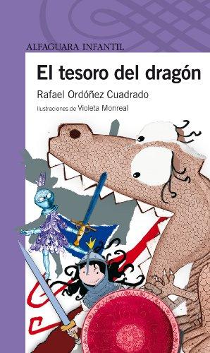9788420471242: El tesoro del dragón (Infantil Morada 8 Años)