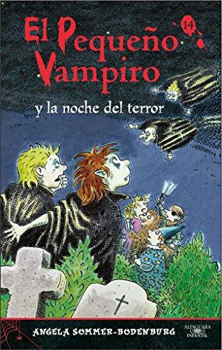 9788420471730: El pequeño vampiro y la noche del terror