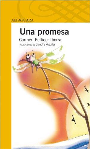 9788420472041: Una promesa (Serie amarilla)