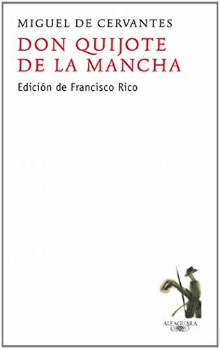 9788420472126: Don Quijote de la Mancha (R.A.E.) (Spanish Edition)