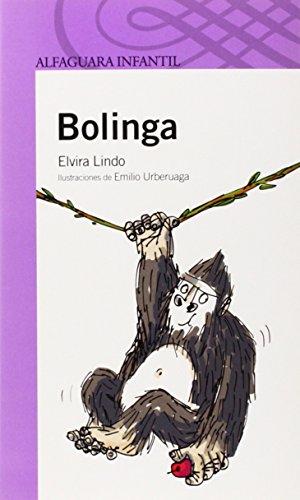 BOLINGA: Elvira Lindo
