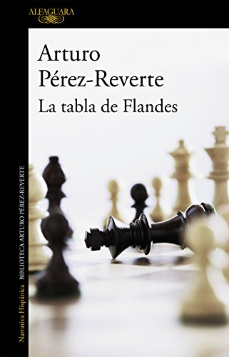 9788420472690: La tabla de Flandes/ The Flanders Panel (Spanish Edition)