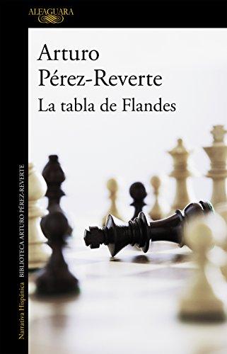 9788420472690: La tabla de Flandes/ The Flanders Panel (Spanish Edition)