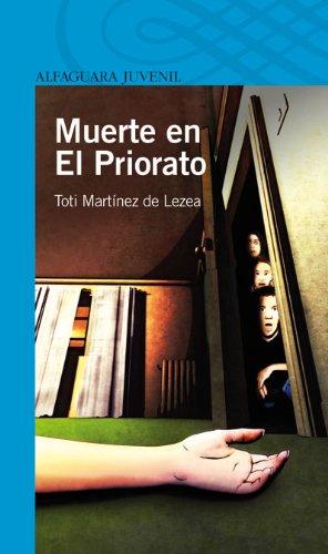 9788420473246: MUERTE EN L PRIORATO (Infantil Azul 12 Años)