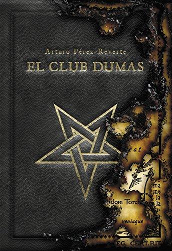 9788420474700: El club Dumas (FUERA COLECCION ALFAGUARA ADULTOS)