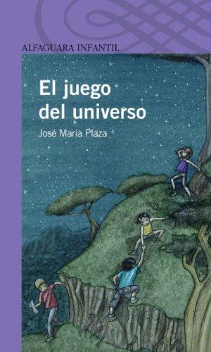 9788420474717: El juego del universo (Infantil Morada 8 Años)