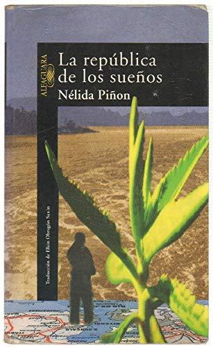 9788420478418: La Republica de Los Suenos (Spanish Edition)