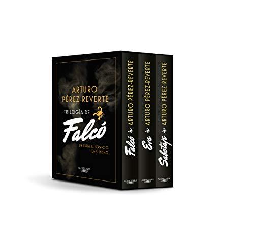 9788420479729: Trilogía de Falcó (edición estuche con: Falcó | Eva | Sabotaje): Un espía al servicio de sí mismo (FUERA COLECCION ALFAGUARA ADULTOS)