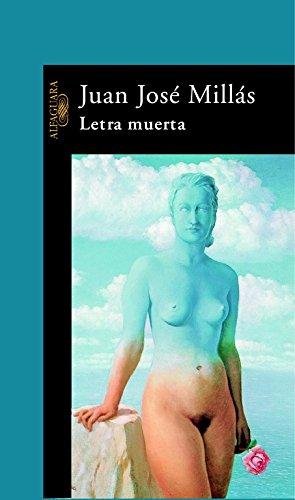 9788420480220: Letra Muerta (Fiction, Poetry & Drama) (Spanish Edition)