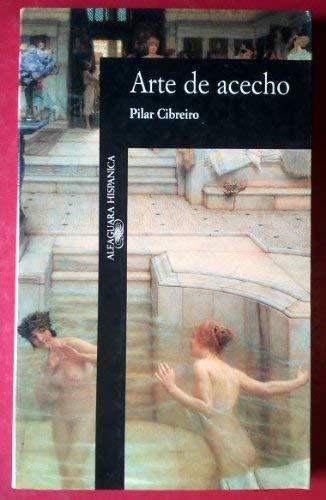 9788420480787: Arte de acecho (Alfaguara hispánica) (Spanish Edition)