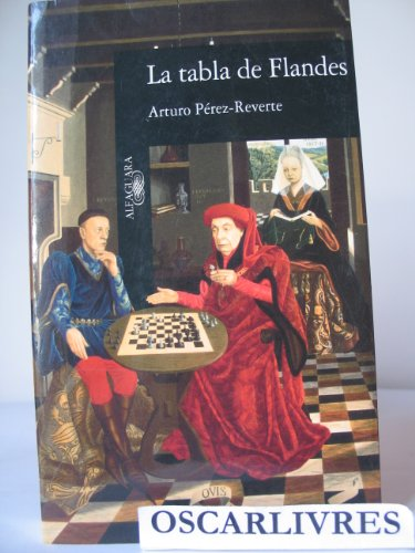 9788420480794: La Tabla De Flandes (Alfaguara hispánica) (Spanish Edition)