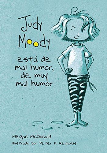 9788420480923: Judy Moody está de mal humor, de muy mal humor