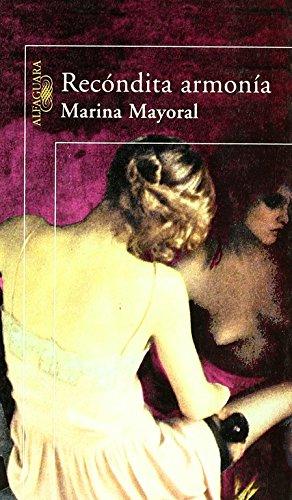 Recondita armonia (Alfaguara hispanica) (Spanish Edition): Mayoral, Marina