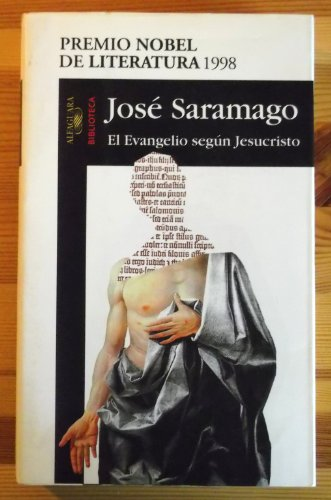 9788420484426: El evangelio segun Jesucristo (Spanish Edition)