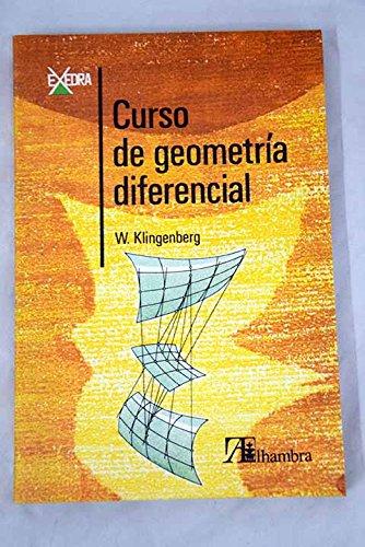 9788420503950: Curso de geométria diferencial