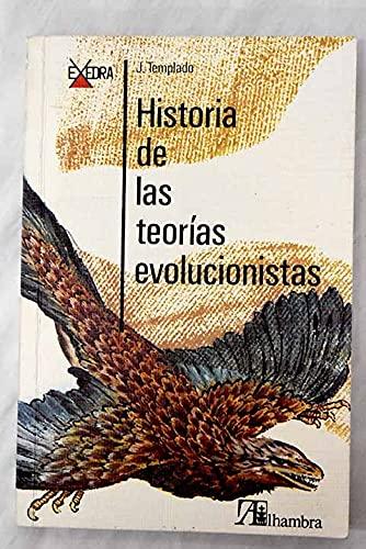 9788420509006: Historia de las teorias evolucionistas