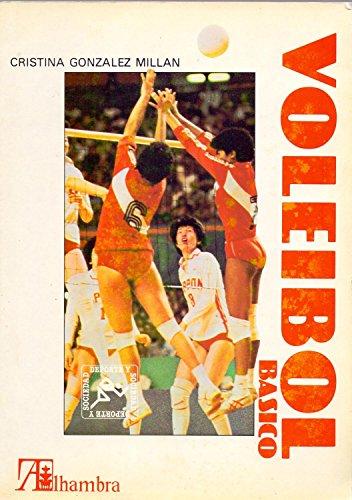 Voleibol básico.: González Millán, Cristina.