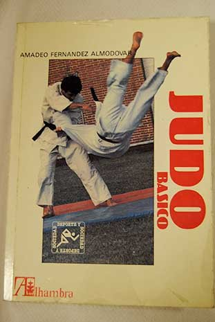 9788420511030: Judo basico