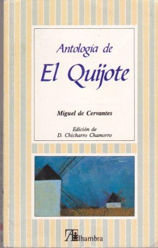 Antologia del Quijote (Spanish Edition): Cervantes Saavedra, Miguel