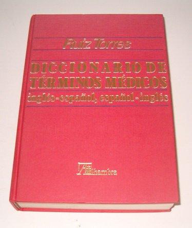 9788420513065: Diccionario de Terminos Medicos: Ingles-Espanol Espanol-Ingles (Spanish Edition)