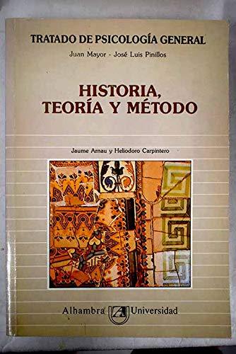 9788420518824: Tratado de psicologia general(12 vols)